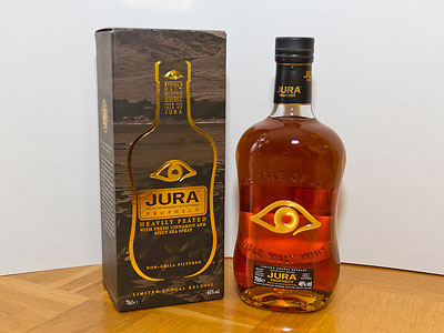 whisky jura prophecy
