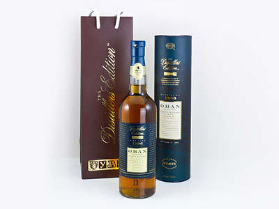 whisky oban 14 distillers edition